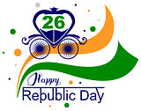 January 26 Happy Republic Day India
