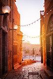 Old city Jaffa near Tel-Aviv, Israel