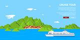 cruise tour banner