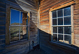 Ghostown Bodie Windows