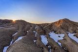 Mud Volcanoes, Romania