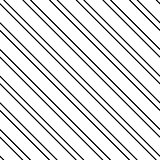 Vector diagonal lines seamless pattern