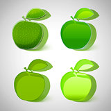 green applea