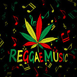 Reggae Music-Cannabis