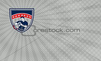 Flag Football Training Business card
