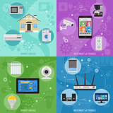 Smart House and internet of things