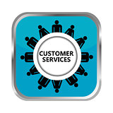 Customer services button