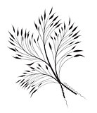 Vector Decorative grass
