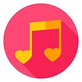 Music Circle Icon