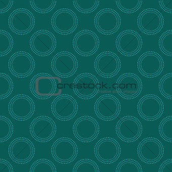 Abstract seamless pattern green color