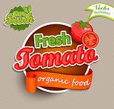 Fresh Tomato logo.