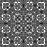 Ornamental Seamless Line Pattern