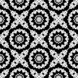 Ornamental Seamless Line Pattern