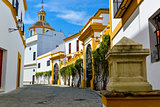 white houses of seville
