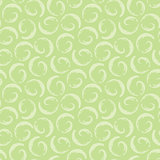Seamless pattern hand drawn with a brush.