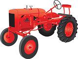 Veteran Tractor