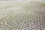 cobble stone pavement