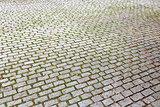 cobble stone pavement