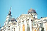 Odessa Spaso-Preobrazhensky Cathedral