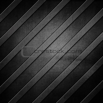 Abstract scratched grunge metal background