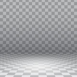 Checkered Surface Background