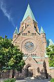 Stockholm Sophia Church
