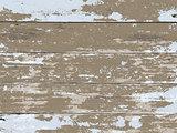 White Washed Wood Boards Background Illustration