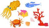 Sea creatures 2
