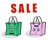 Funny love gift box package sale