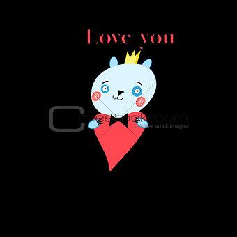 Bear in Love