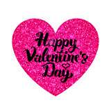 Pink Valentines Day Greeting