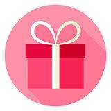 Present Circle Icon