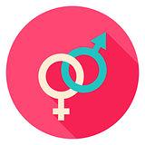 Sex Circle Icon