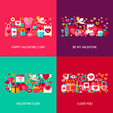 Valentines Day Greeting Set
