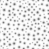 Poisonous Spider Seamless Pattern