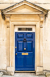 Nice British door