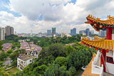 City View from Thean Hou Temple