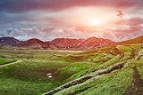 Valley National Park Landmannalaugar, Iceland