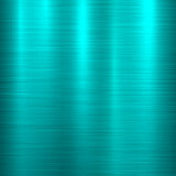 Blue Metal Technology Background