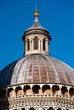 Dome of Siena Cathedral - Tuscany Italy