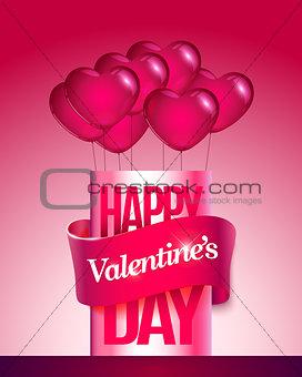 Valentine Day flyer
