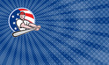 Baseball Training Camp Business card