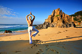 Yoga live a stress free healthy life