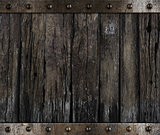 medieval barrel wood background