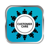 Customer care button