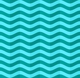 Seamless background with wave.