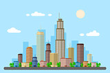 urban landscape picture
