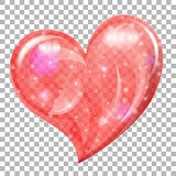 Transparent Valentines Day Heart
