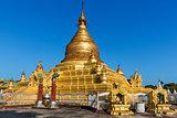Khutodaw Pagoda  Mandalay city Myanmar