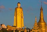 The Laykyun Sekkya Buddha Monywa Myanmar